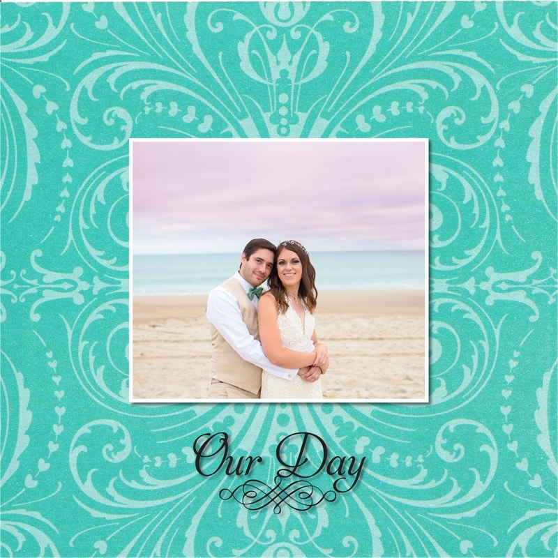 Photo Book Wedding Project